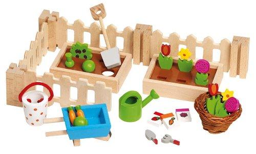 Goki 51729 - Puppenzubehör - Mein, kleiner Garten