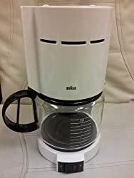 Braun 10-Cup Drip Coffee Maker/ Type 4085 made by Braun