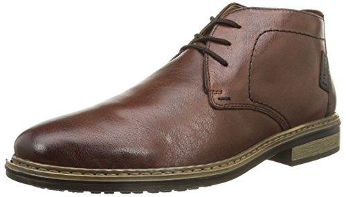 Rieker Antistress 37612, Herren Desert Boots, Braun (havanna/nero/26), 41 EU (7.5 Herren UK)