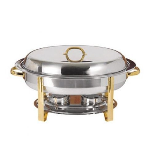 Update International DC-3FP Oval Food Pan for DC-3 10+ for Best Pricing