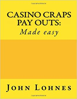 List of craps payouts