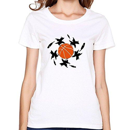Baby Geek Brand New Basketball Black Crows Tshirts XLarge