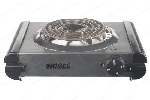 Novel Electric 1100-Watt Singler Burner