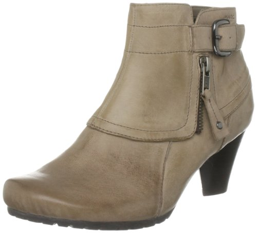 Marc Shoes Women's 1.442.20.12 Taupe Ankle Boots 9092260 7 UK