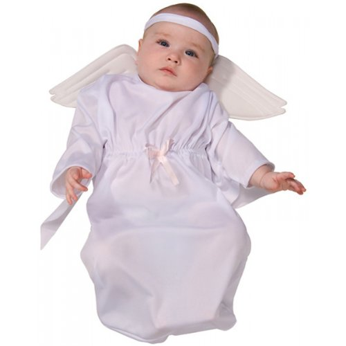 Angel Bunting Costume - Newborn