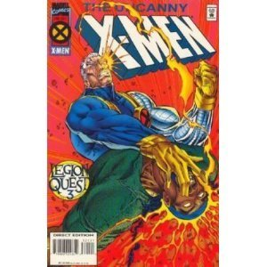 Uncanny X-Men #321 (Marvel Quest O compare prices)