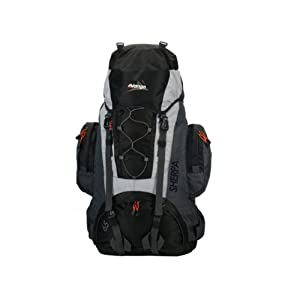 Vango Sherpa 65 Litre Rucksack Backpack, Duke of Edinburgh Recommended