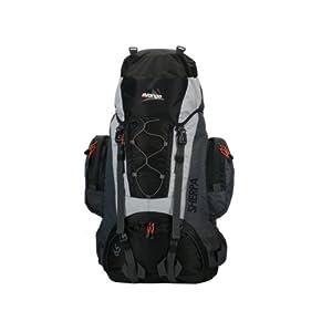 Vango Sherpa 65 Litre Rucksack Backpack, Duke of Edinburgh Recommended