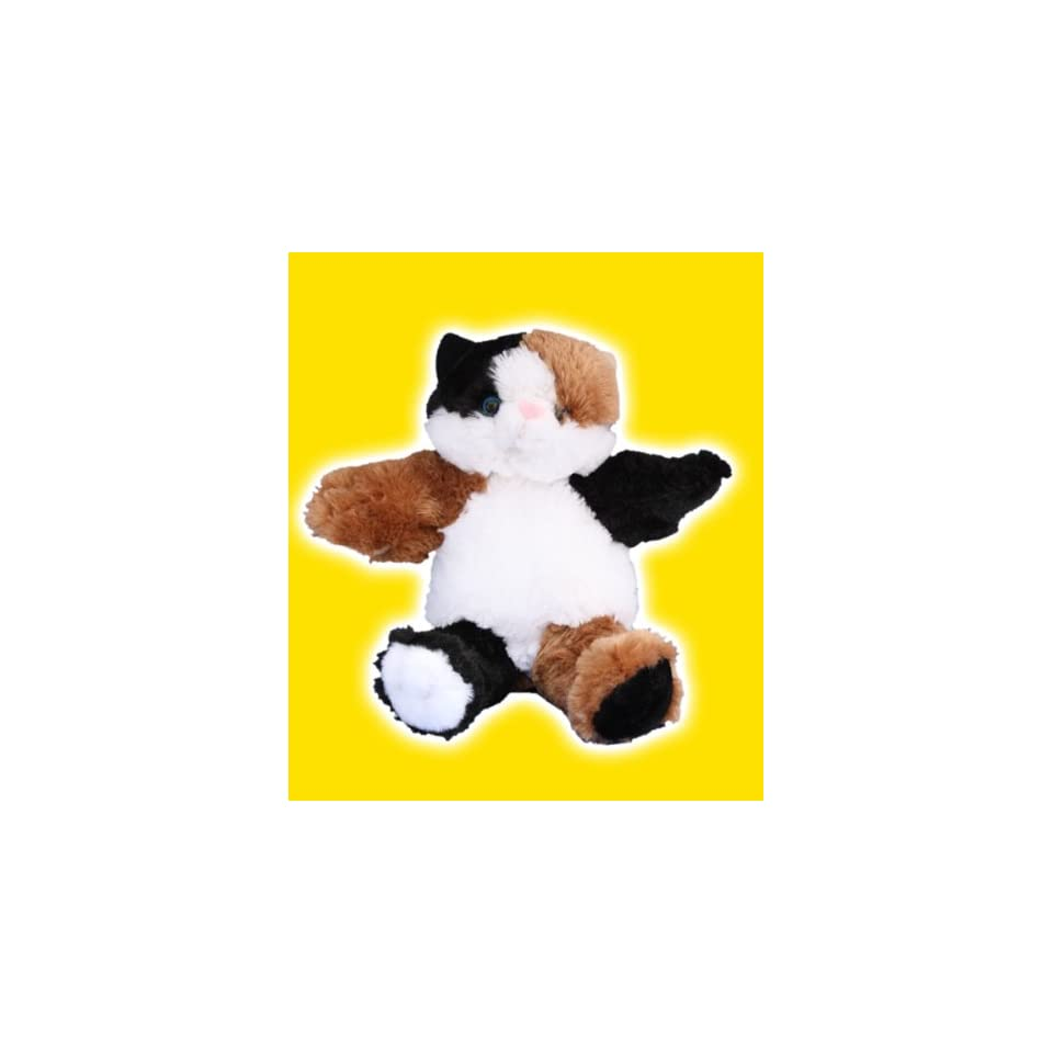 8 Calico Cat Make Your Own No Sew Stuffed Animal Kit On Popscreen