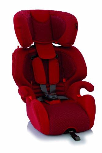 MammaCangura by Bellelli 01GIP031BBY Seggiolino Auto Gio Plus (gruppo 1/2/3) Red