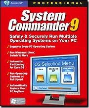 System Commander 9.0 Professional