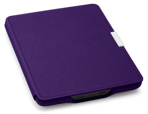 Imagen de Amazon Kindle Paperwhite cuero de la cubierta, Royal Purple (no encaja Kindle o Kindle Touch)
