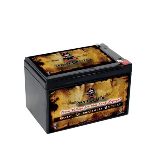 Safety 1st 12v Battery