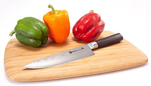 okami chef knife 8 inch premium japanese vg10 kitchen owenz ceramic knife set 5 inch slicing 3 inch paring knife