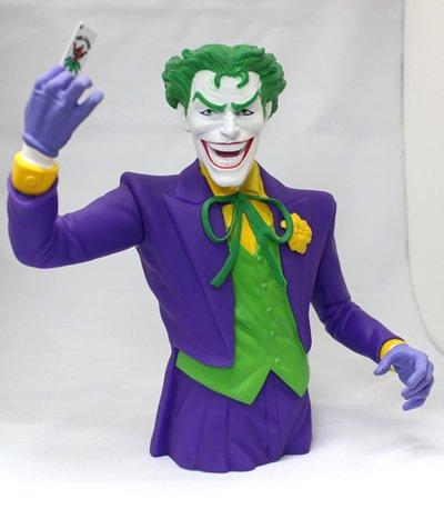 DC COMICS(DCコミック)The Joker(ジョーカー)BUST BANK(貯金箱)【並行輸入品】