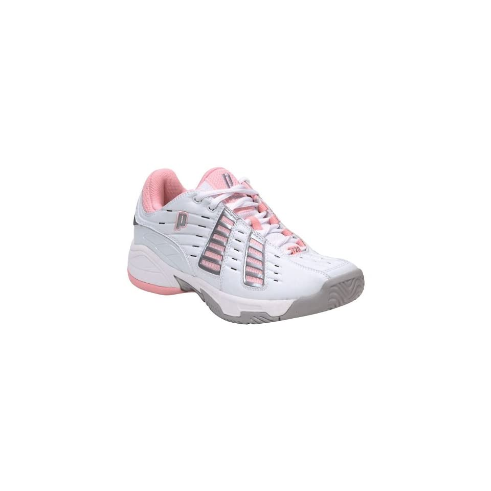 first rate 89532 8b845 Prince Womens T20 Tennis Shoe White Pink