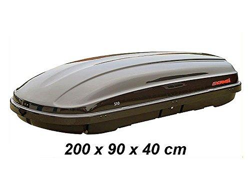 Dachbox KAMEI 510 schwarz-met. thumbnail