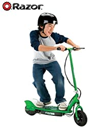 Razor Electric Scooter E200 - Green