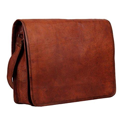 Pranjals House Genuine Leather Side Bag Cum Messenger For ... - photo #35