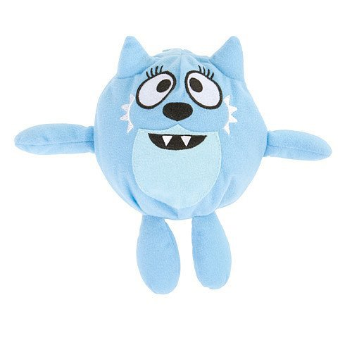 "Yo Gabba Gabba! Silly Heads Toodee 6"" Plush - 1"