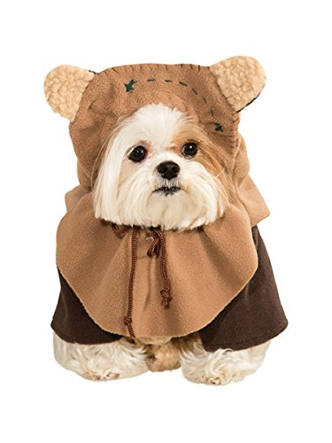 [Star Wars: Ewok Pet Costume - Medium] (Star Wars Dog Costumes Ewok)