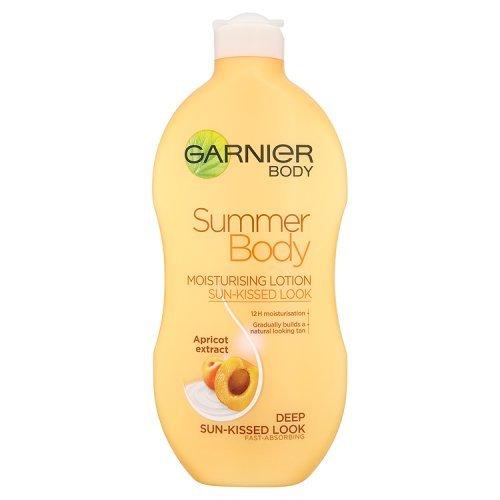 L'Oreal Garnier - Lozione corpo effetto abbronzatura, 400 ml