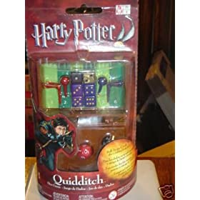 Quidditch Dice!