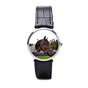 Frendship Horse Lover Watch Straps Leather
