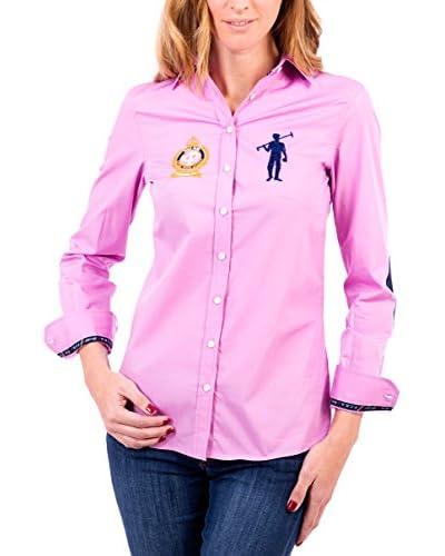 POLO CLUB Camisa Mujer Rigby Brand Sra