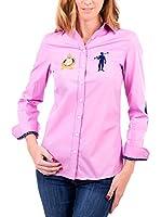 Polo Club Camisa Mujer Rigby Brand Sra (Rosa)