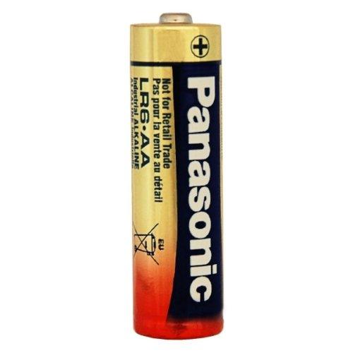 Panasonic LR6XWA - Alkaline Battery - AA Size - 3125 mAh Lif