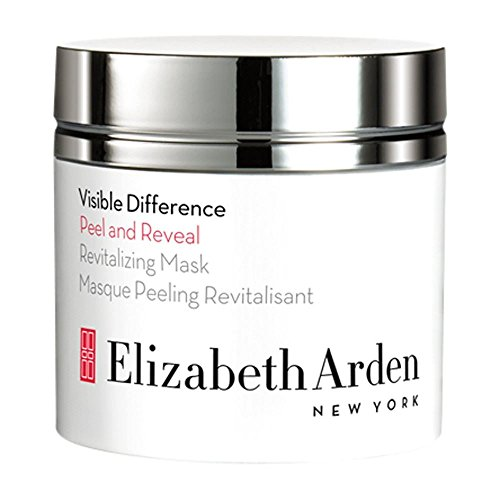 Elizabeth Arden Visibile Buccia Differenza E Rivelare Rivitalizzante Maschera 50ml (Confezione da 6)