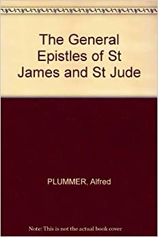 The General Epistles Of St James And St Jude The