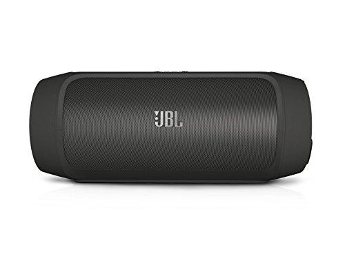 【国内正規品】JBL CHARGE2 ポータブルスピーカー Bluetooth対応 ブラック CHARGEIIBLKJN