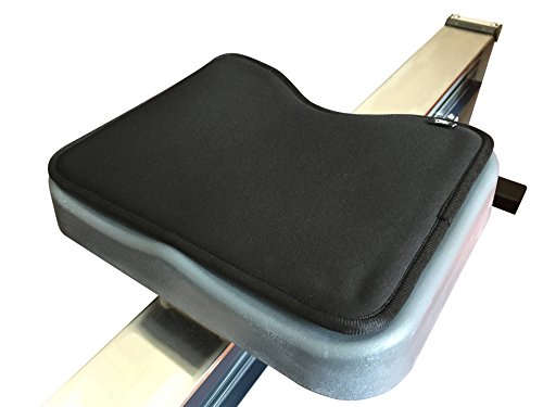 Rowing Machine Seat Cushion fits perfectly over Concept 2 Rowing Machine by Hornet Watersports (Concept 2 Model D compare prices)