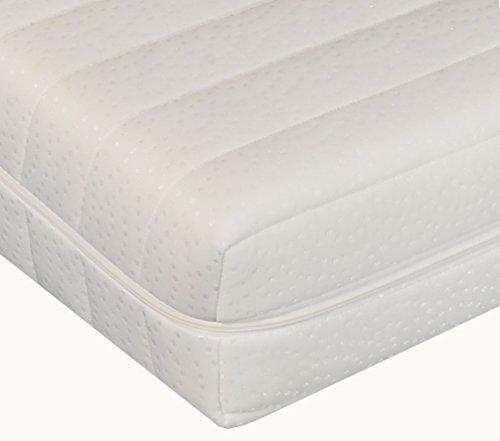 mister sandman orthop dische 7 zonen kaltschaummatratze h2 h3 ko tex bezug waschbar made in. Black Bedroom Furniture Sets. Home Design Ideas