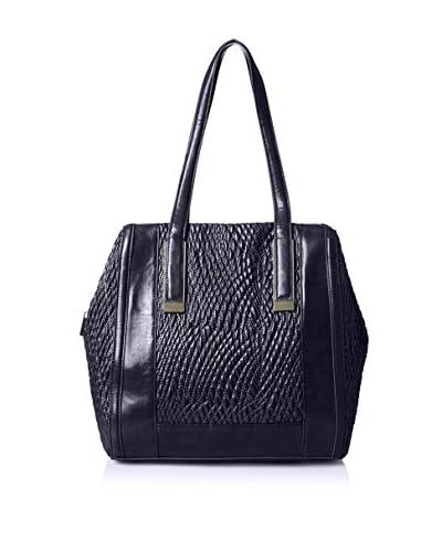 Ivanka Trump Women's Amanda Double Shoulder Bag, Sapphire