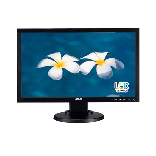 Asus VW228TLB 21.5 inch Widescreen 1080p LCD Monitor - Black