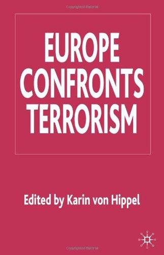 Europe Confronts Terrorism