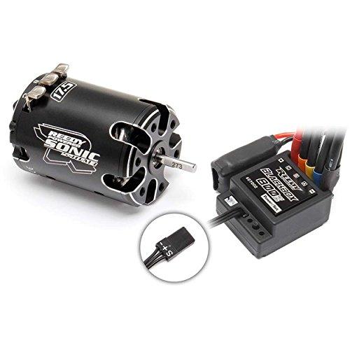 Associated 254C Reedy Blackbox 800Z ESC/Sonic 540-M3 17.5 Combo (Brushless Reedy Motor compare prices)