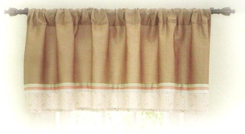 Sleepy Time Zoo Collection - Window Valance 54 x 16 Inches - 1