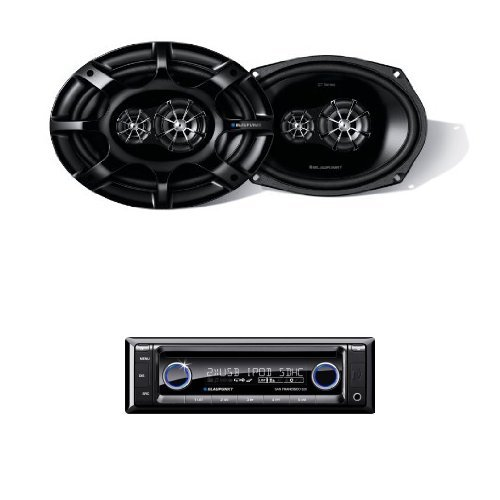 Blaupunkt San Francisco 320 And Gtx 693 Bundle