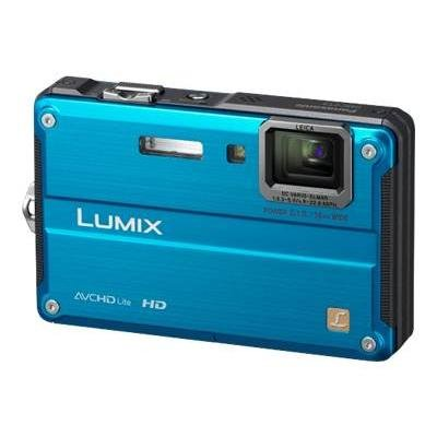 Panasonic Lumix DMC-TS2 14.1 MP Waterproof Digital
