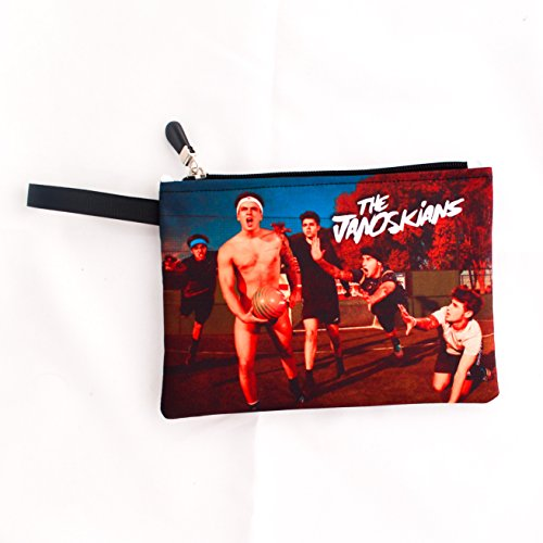 The Janoskians Jai Brooks Musician Pouch Bag 31