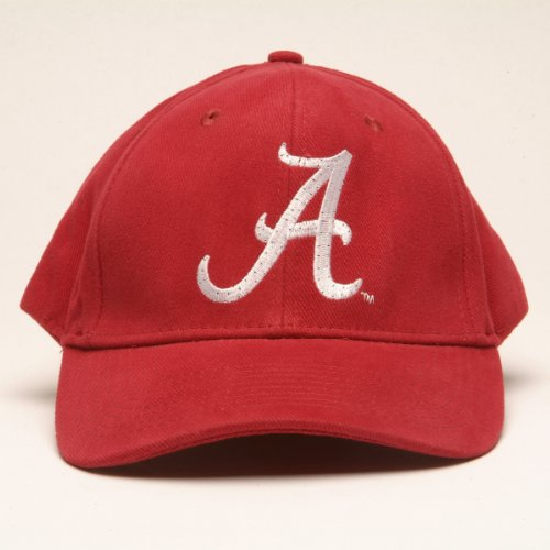Ncaa Alabama Crimson Tide Led Light-Up Logo Adjustable Hat