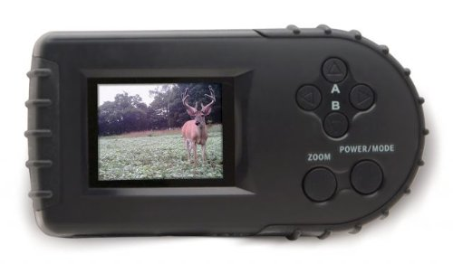 Stealth Cam Card Reader >> Game & Trail Cameras: Stealth Cam STC-CRV2X SD Card Reader with Digital Picture Viewer, Black