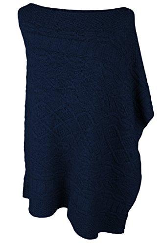 damen-arran-kabel-kaschmir-mix-poncho-dunkelblau-handgefertigt-in-schottland-uvp-eur300