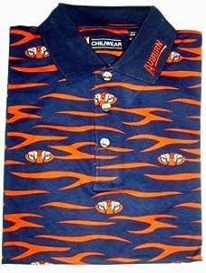 Auburn Mens Polo Shirt by Chiliwear LLC