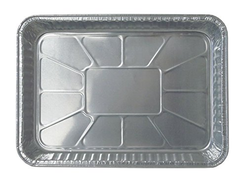 Durable Packaging 4700-35 Disposable Aluminum Cake/Baking Pan, 13