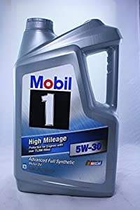 Mobil 1 High Mileage Advanced Full Synthetic